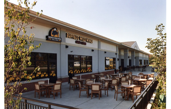 Triumph Construction Services - Buffalo Wild Wings