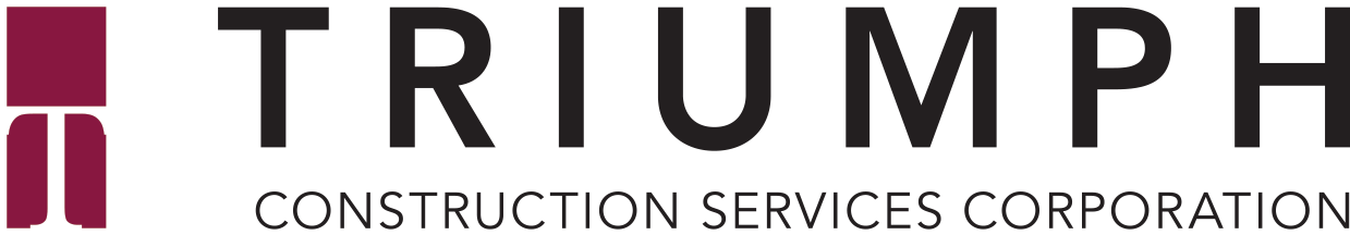 Triumph Construction Services Logo